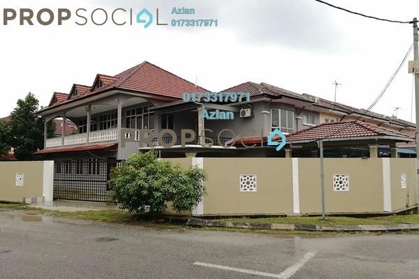 For Sale Semi-Detached at Bandar Tasik Kesuma, Semenyih Freehold Semi Furnished 8R/7B 950k