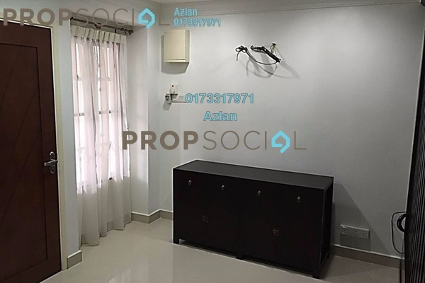 For Sale Townhouse at Taman Maju Jaya, Pandan Indah Leasehold Semi Furnished 2R/2B 400k