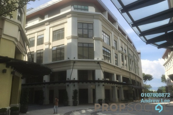 For Rent Shop at Plaza Arcadia, Desa ParkCity Leasehold Unfurnished 0R/0B 19k