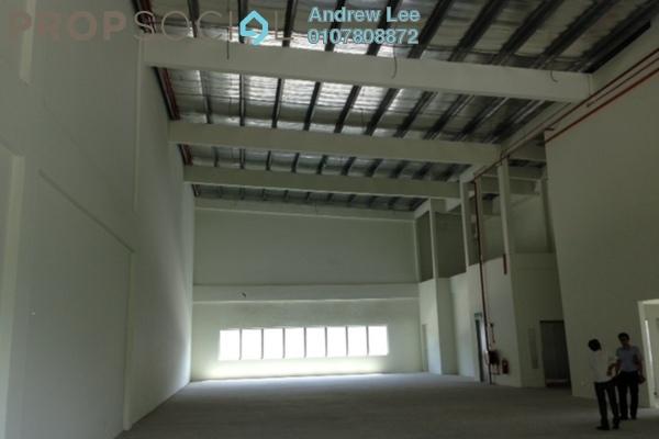 For Rent Factory at Kawasan Perindustrian Bukit Serdang, Seri Kembangan Leasehold Unfurnished 0R/4B 17k
