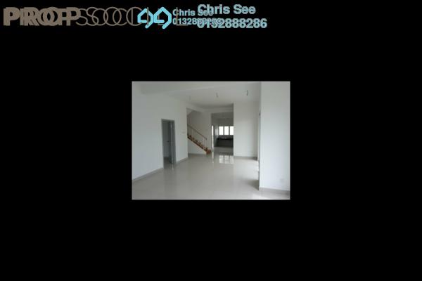 For Sale Semi-Detached at BSC Waterfront, Bandar Seri Coalfields Freehold Unfurnished 5R/5B 860k