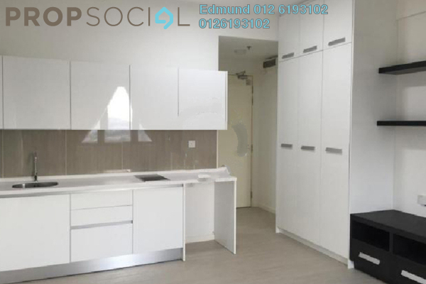 For Rent SoHo/Studio at Kelana Damansara Suite, Kelana Jaya Freehold Semi Furnished 0R/1B 1.05k