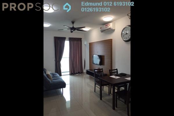 For Rent Condominium at Hijauan Saujana, Saujana Freehold Fully Furnished 1R/1B 1.7k