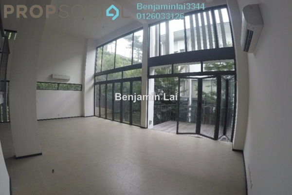 For Sale Terrace at The Mansions, Desa ParkCity Freehold Semi Furnished 4R/3B 4.1m