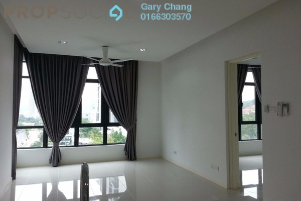 For Rent Serviced Residence at Tropicana Avenue, Tropicana Leasehold Semi Furnished 2R/2B 3k