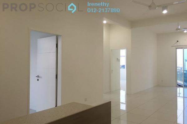For Rent Condominium at Skypod, Bandar Puchong Jaya Freehold Semi Furnished 3R/2B 1.5k