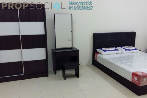 For Rent Condominium at Platinum Lake PV12, Setapak Leasehold Fully Furnished 3R/2B 1.8k