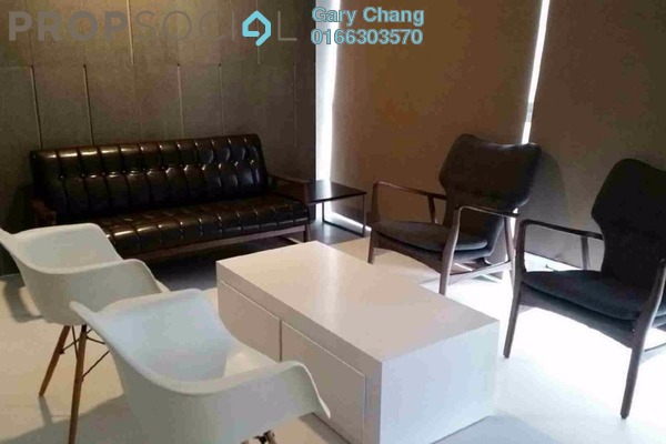 For Rent Condominium at The Capers, Sentul Freehold Fully Furnished 4R/4B 4k