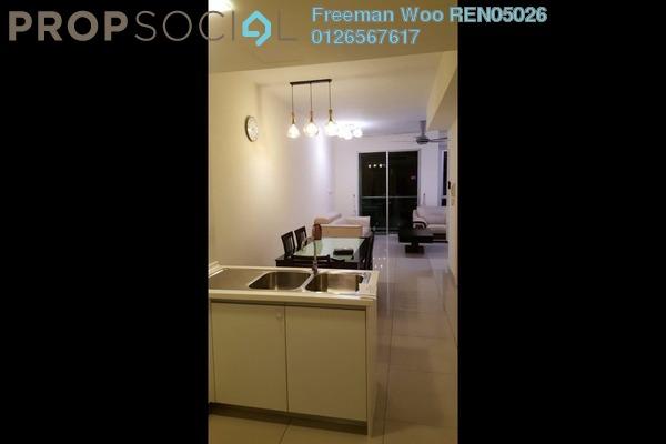 For Sale Condominium at Solaris Dutamas, Dutamas Freehold Fully Furnished 1R/1B 720k