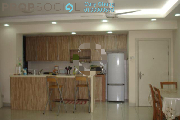 For Rent Apartment at Pelangi Damansara Sentral, Mutiara Damansara Leasehold Fully Furnished 2R/2B 1.8k