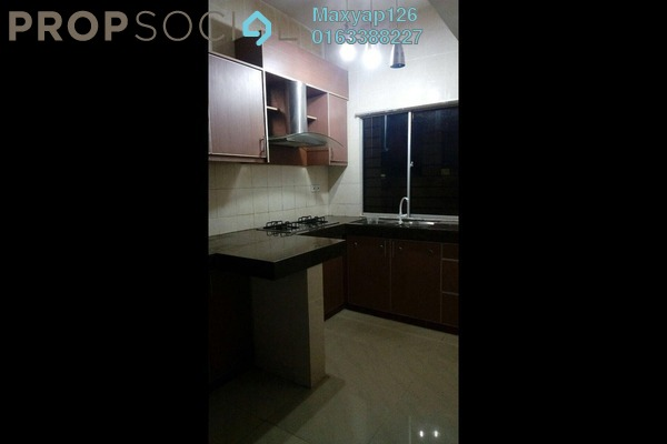 For Rent Townhouse at Villa Mas 2, Jalan Ipoh Leasehold Semi Furnished 3R/3B 1.8k
