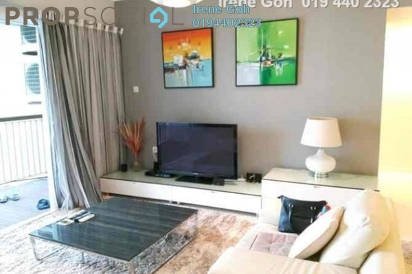 For Rent Condominium at Platino, Gelugor Freehold Fully Furnished 5R/4B 4.5k