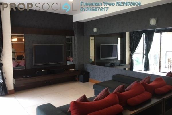 For Sale Condominium at Mont Kiara Damai, Mont Kiara Freehold Fully Furnished 3R/3B 1.53m