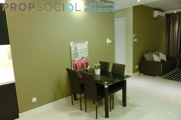 For Rent Condominium at Scenaria, Segambut Freehold Fully Furnished 3R/2B 2.5k