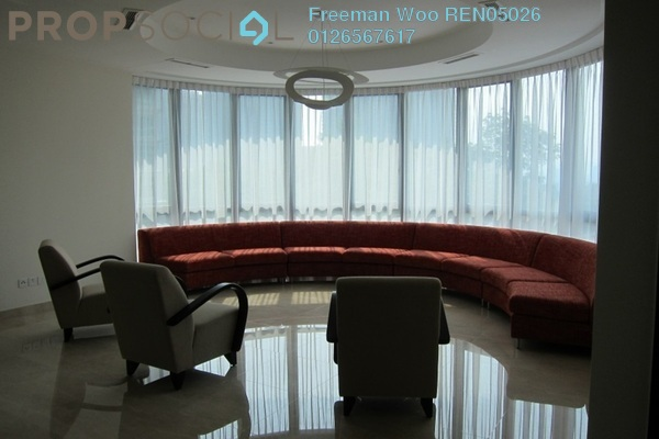 For Rent Condominium at 11 Mont Kiara, Mont Kiara Freehold Fully Furnished 4R/5B 11k