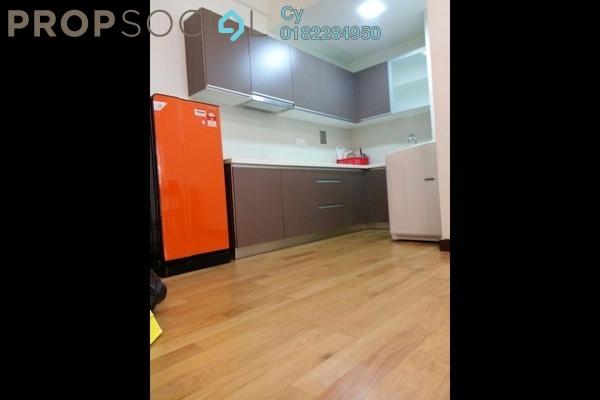 For Rent SoHo/Studio at Regalia, Putra Freehold Fully Furnished 0R/0B 1.95k