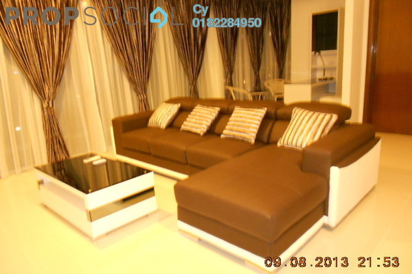 For Rent Condominium at Regalia, Putra Freehold Fully Furnished 1R/1B 2.8k