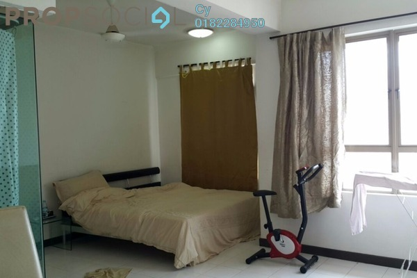 For Rent SoHo/Studio at Ritze Perdana 1, Damansara Perdana Leasehold Fully Furnished 0R/1B 1.1k