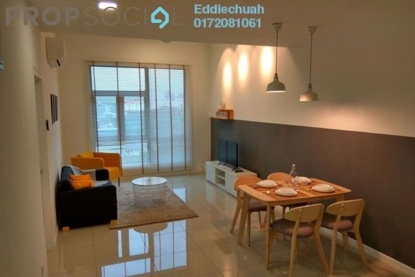 For Rent Condominium at Urbana Residences @ Ara Damansara, Ara Damansara Leasehold Fully Furnished 2R/2B 2.4k