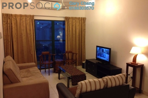 For Rent Condominium at Changkat View, Dutamas Freehold Fully Furnished 3R/2B 2.6k