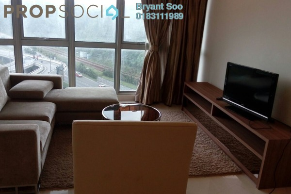 For Rent Condominium at Regalia, Putra Freehold Fully Furnished 3R/3B 5k