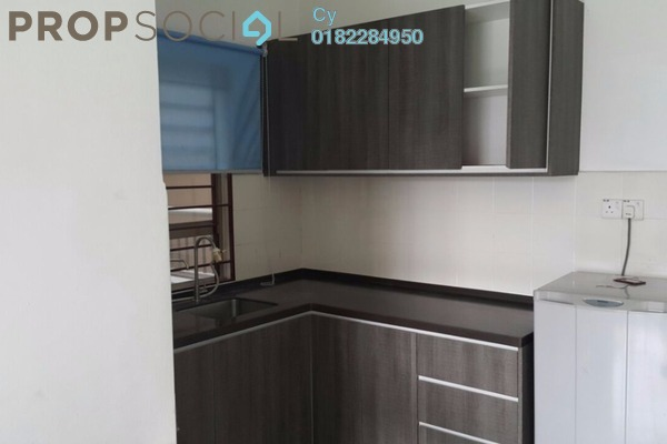 For Rent SoHo/Studio at Ritze Perdana 1, Damansara Perdana Leasehold Semi Furnished 0R/1B 1.1k
