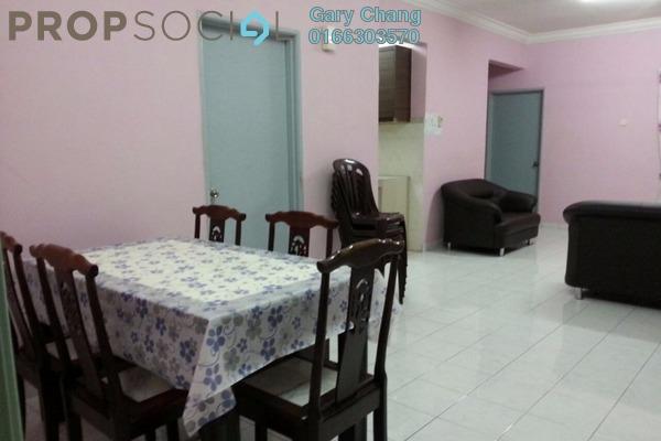 For Rent Condominium at Pelangi Damansara, Bandar Utama Leasehold Fully Furnished 3R/2B 1.7k