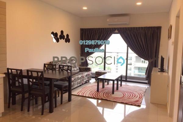 For Rent Condominium at D'Latour, Bandar Sunway Leasehold Semi Furnished 2R/2B 2.8k