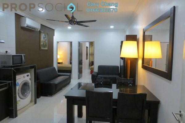 For Rent Serviced Residence at Da Men, UEP Subang Jaya Freehold Fully Furnished 2R/1B 2.6k