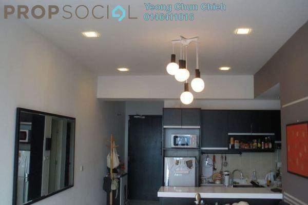 For Rent Condominium at Tropicana City Tropics, Petaling Jaya Freehold Fully Furnished 2R/1B 2.5k