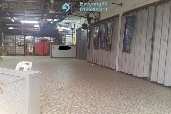 For Rent Shop at Kepong Baru, Kepong Freehold Unfurnished 0R/0B 9k