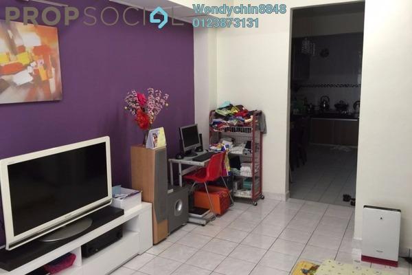 For Sale Terrace at PU8, Bandar Puchong Utama Freehold Semi Furnished 4R/3B 535k