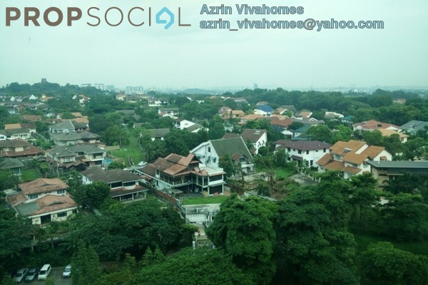 For Sale Condominium at Vista Alam, Shah Alam Leasehold Semi Furnished 3R/3B 760k