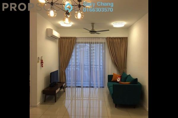 For Rent Serviced Residence at Urbana Residences @ Ara Damansara, Ara Damansara Leasehold Fully Furnished 2R/2B 3k