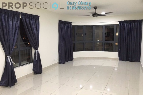 For Rent Serviced Residence at Maisson, Ara Damansara Freehold Semi Furnished 3R/2B 2.5k