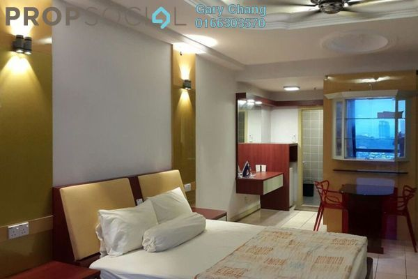 For Rent Serviced Residence at Amcorp Serviced Suites, Petaling Jaya Leasehold Fully Furnished 1R/1B 2k