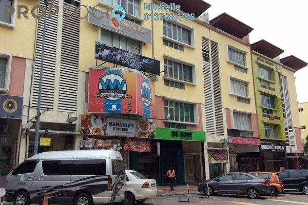 For Sale Shop at Section 5, Wangsa Maju Leasehold Fully Furnished 1R/1B 1.75m