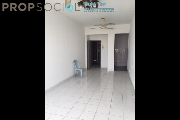 For Rent Apartment at Suria KiPark Damansara, Kepong Freehold Semi Furnished 3R/2B 1.4k