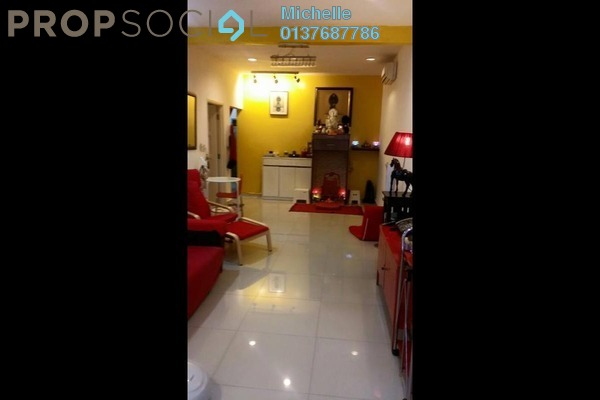 For Sale Terrace at Taman Taynton View, Cheras Freehold Fully Furnished 3R/3B 770k