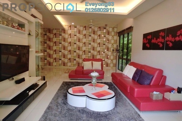 For Sale Terrace at Sunway SPK 3 Harmoni, Kepong Freehold Fully Furnished 4R/4B 1.75m