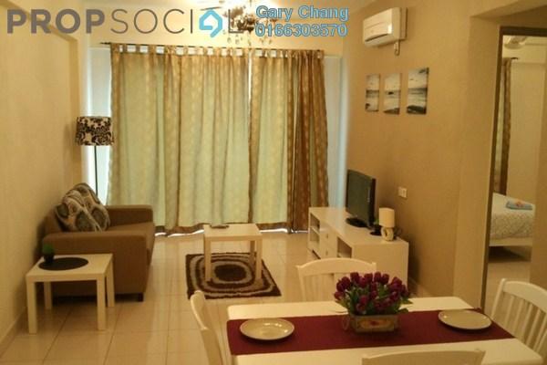 For Rent Condominium at Perdana Emerald, Damansara Perdana Leasehold Fully Furnished 3R/2B 1.9k