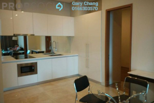 For Rent Serviced Residence at Soho Suites, KLCC Freehold Fully Furnished 1R/1B 3.2k