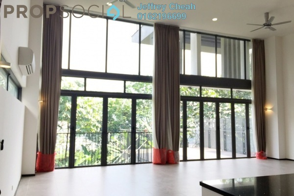 For Sale Terrace at The Mansions, Desa ParkCity Freehold Semi Furnished 8R/8B 6.5m