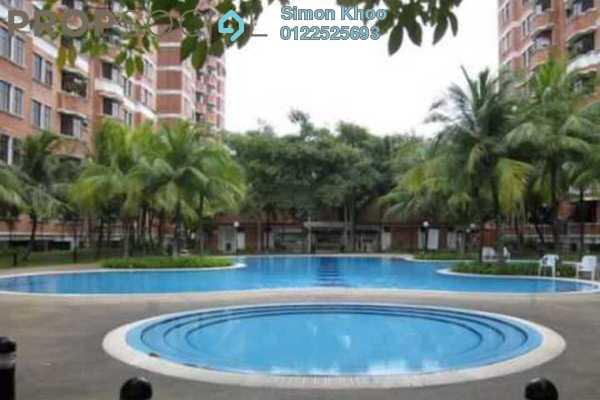 For Sale Condominium at Putra Indah Condominium, Seri Kembangan Leasehold Semi Furnished 4R/3B 480k
