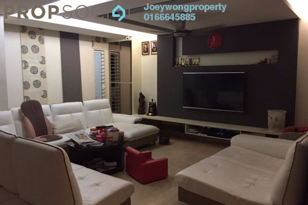 For Sale Terrace at 8 Petaling, Sri Petaling Leasehold Semi Furnished 5R/4B 1.3m
