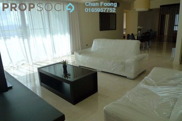 For Rent Condominium at Tiffani Kiara, Mont Kiara Freehold Fully Furnished 3R/3B 6k