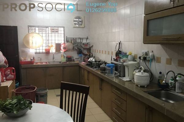 For Sale Terrace at Fortune Park, Kepong Leasehold Semi Furnished 4R/4B 888k