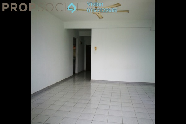 For Rent Condominium at Ridzuan Condominium, Bandar Sunway Leasehold Semi Furnished 2R/2B 1.1k