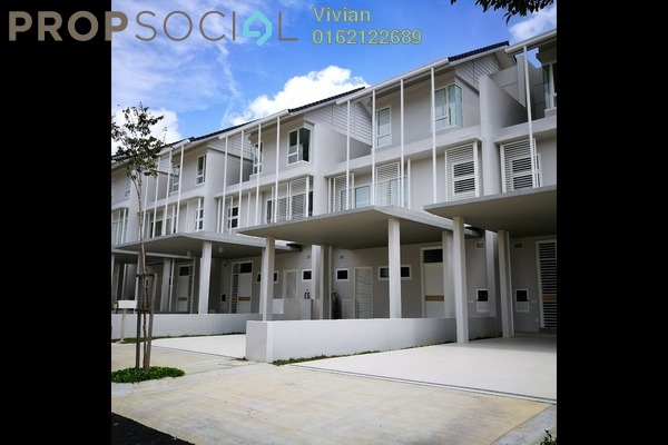 For Sale Terrace at Senja, Seri Kembangan Leasehold Semi Furnished 4R/5B 1.6m