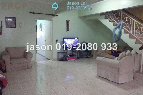 For Sale Terrace at Subang Bestari, Subang Leasehold Semi Furnished 4R/3B 560k